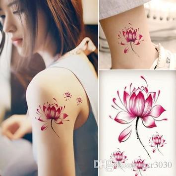 Flower Tattoo screenshot 7