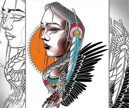 Japanese Tattoo Designs screenshot 1