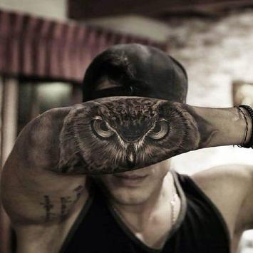 Owl Tattoo poster