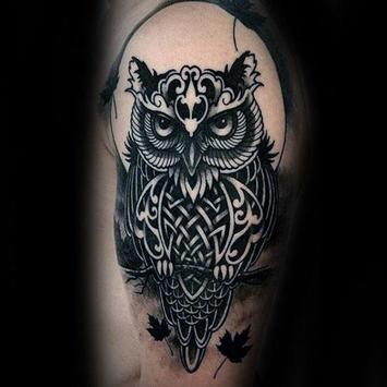 Owl Tattoo screenshot 2