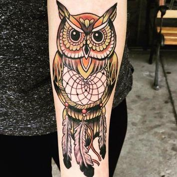 Owl Tattoo screenshot 7