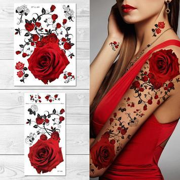 Rose Tattoos poster