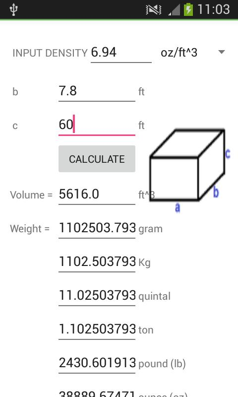 Material Weight for Android - APK Download