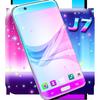Live wallpaper for Galaxy J7 アイコン
