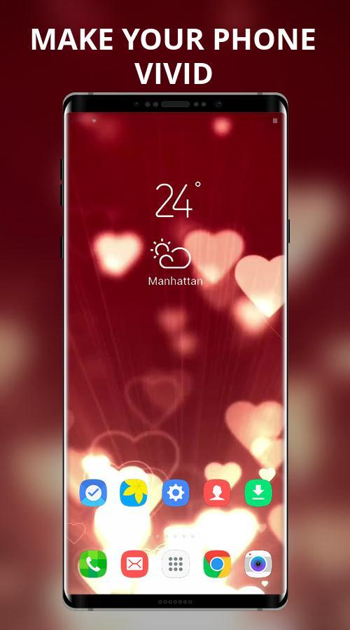Full Screen Love Live Wallpaper Beautiful For Android Apk Download