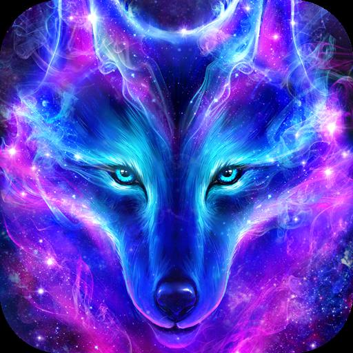 Night Sky Wolf Live Wallpaper Apk 2 4 5 Download For Android Download Night Sky Wolf Live Wallpaper Xapk Apk Bundle Latest Version Apkfab Com