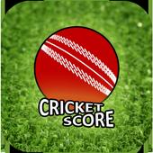 Live Cricket Score 2019 icon