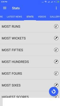 Live Cricket Score 2019 screenshot 4