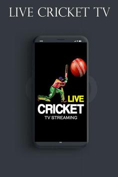 Live Cricet TV Streaming With HD Quality poster