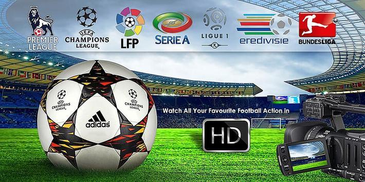 Live Football TV screenshot 1