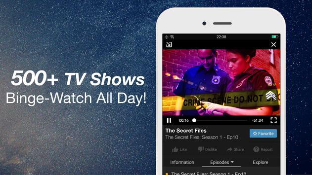 (US only) Free TV App: TV Series capture d'écran 4