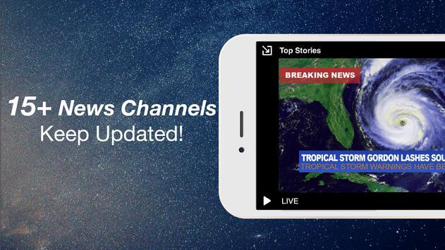 (US only) Free TV App: TV Series capture d'écran 8