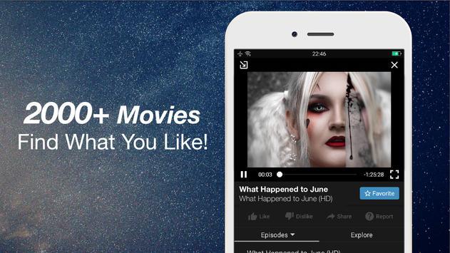 (US only) Free TV App: TV Series capture d'écran 10