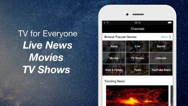 (US only) Free TV App: TV Series capture d'écran 2