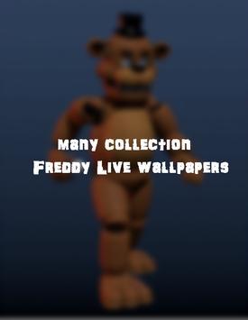 Freddy Live Wallpaper screenshot 1