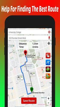 Street View Live Maps GPS Coordinates  My Location screenshot 4