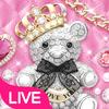 Pink Diamond Bear आइकन