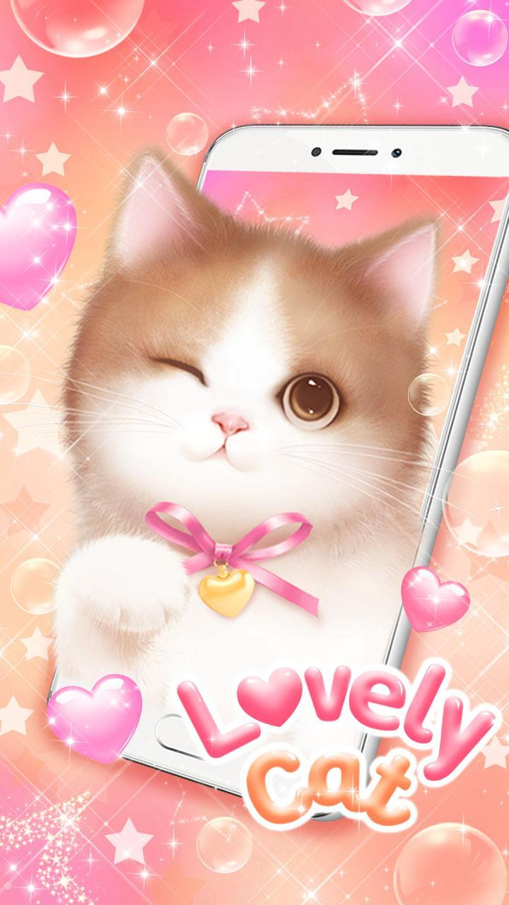 Kucing Yang Lucu Wallpaper Hidup For Android APK Download