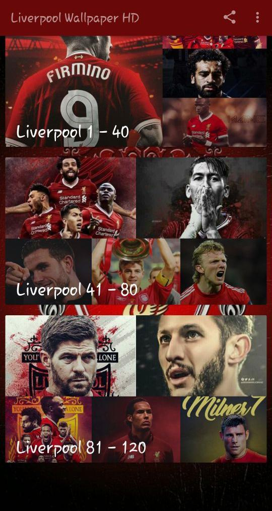 Liverpool Wallpaper 2019 Wallpaper Hd For Android Apk