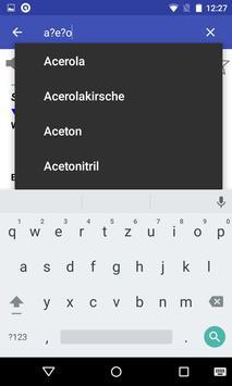 German Dictionary Offline screenshot 7