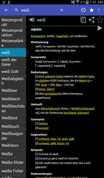 German Dictionary Offline screenshot 14