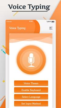 Voice Typing in All Language poster