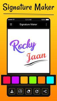 Signature Maker screenshot 3