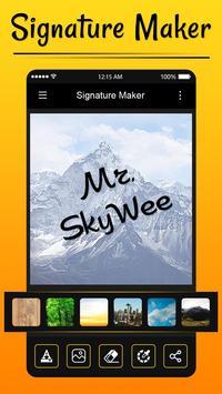 Signature Maker screenshot 2