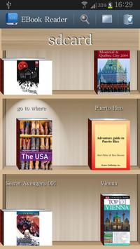 Ebook & PDF Reader poster