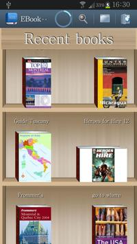 Ebook & PDF Reader screenshot 1