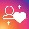 Likes and Followers on Instagram icon