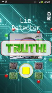 Fаcе Lie Detector - Prank App screenshot 3