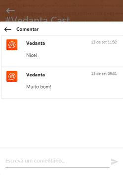Vedanta Zap screenshot 4