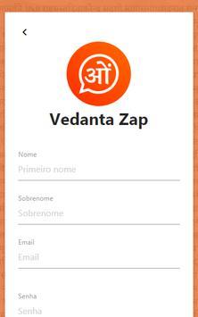 Vedanta Zap screenshot 6