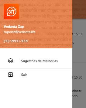 Vedanta Zap screenshot 1