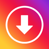 Video Downloader for Instagram: BaroSave, Repost أيقونة