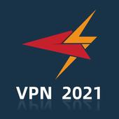 قواطع التصفية المجانية والسريعة Lightsail VPN أيقونة