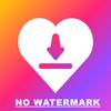 برنامج تنزيل الفيديو لـ Likee - بدون علامة مائية أيقونة