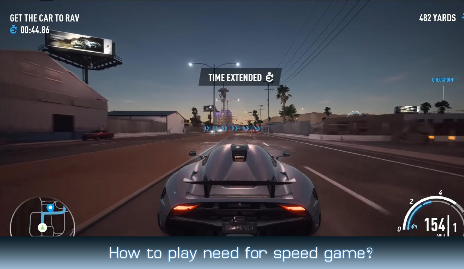 Top Racing Guide Need For Speed for Android - APK Download
