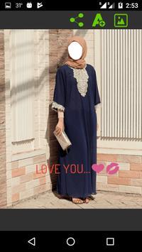 Abaya Styles Dress Fashion screenshot 22
