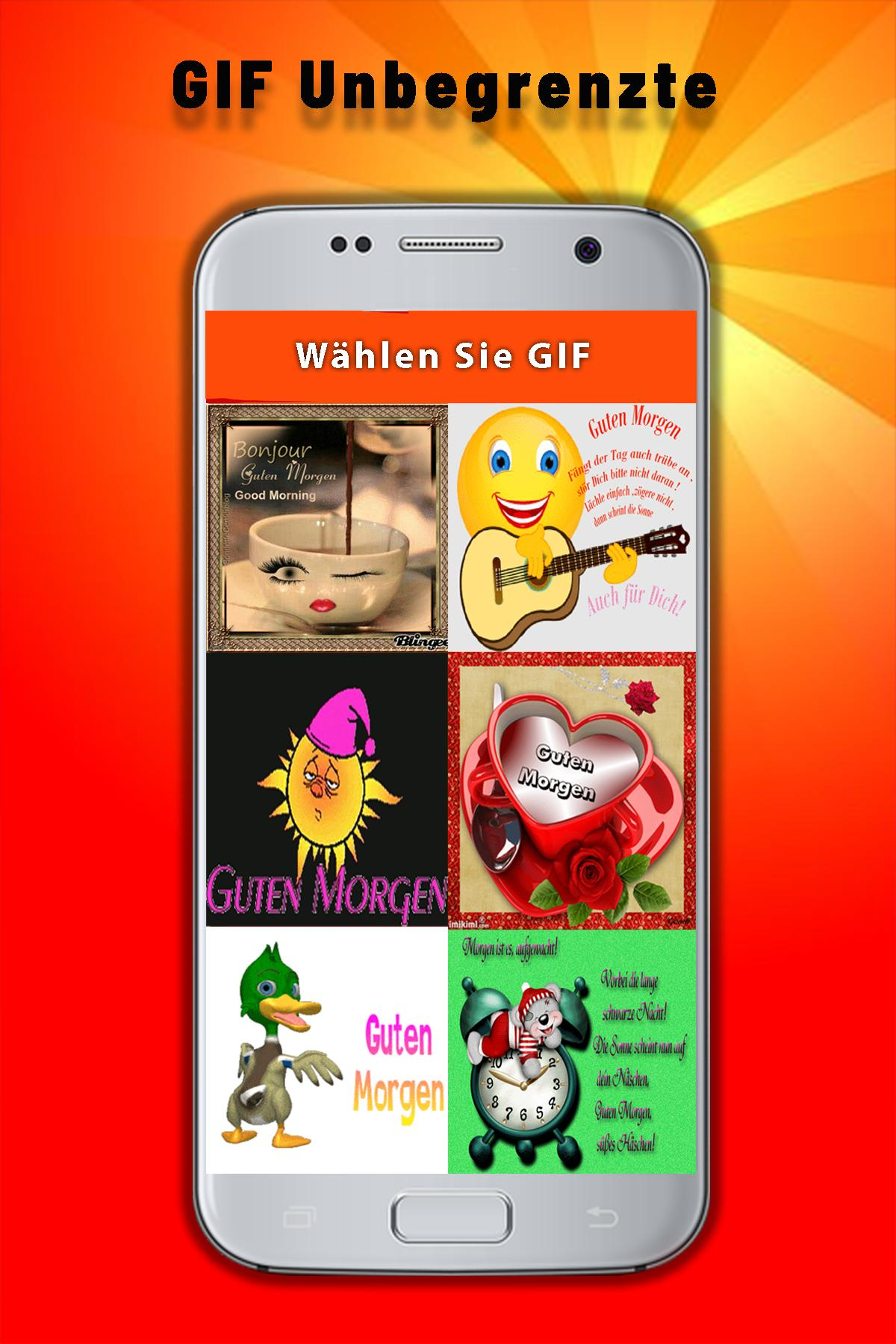 Guten Morgen Gifs For Android Apk Download