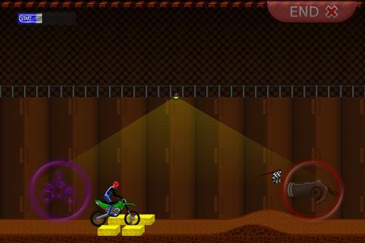 Motocross Racing Lins screenshot 1
