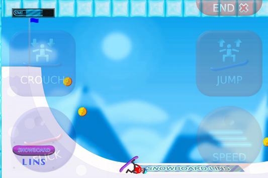 Snowboarding LINS screenshot 2