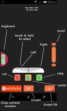 MousePad screenshot 2