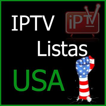 UPDATED IPTV Lists - USA poster