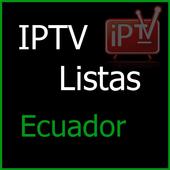 Listas ACTUALIZADAS IPTV - Ecuador icon