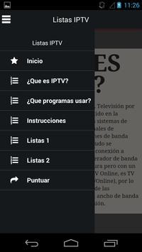 Listas ACTUALIZADAS IPTV - Ecuador poster