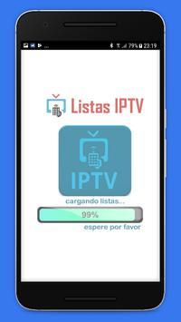 Listas IPTV 📺 Actualizadas 📲 Gratis poster