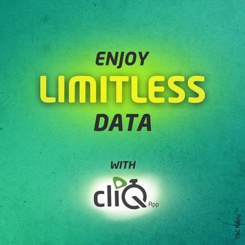 cliQ Poster