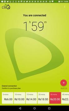 cliQ captura de pantalla 3